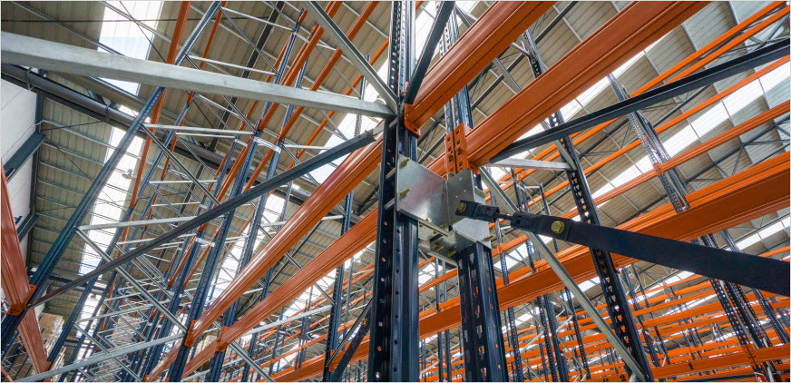 The importance of testing pallet racking components